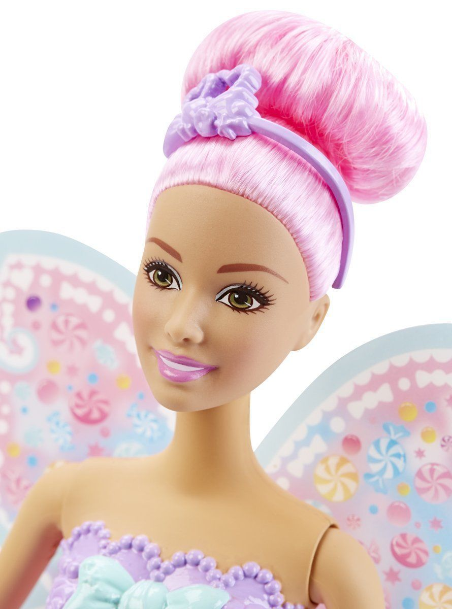 Barbie Fashion Fairytale Hairstyle Games